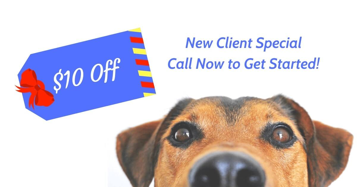 New Client Special $10 Off
